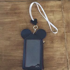 Accessories - Women's touch screen phone wallet lanyard